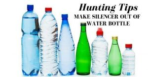 How To Make A Silencer Out Of A Water Bottle Without Spending Any Money