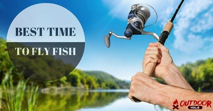 What Is The Best Time Of Day To Fly Fish? It's When The Sun Goes Down