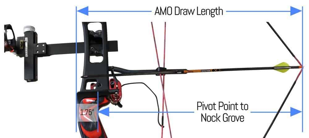 best-compound-bow-draw-length
