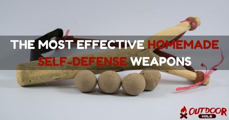 What Are The Most Effective Homemade Self-Defense Weapons?