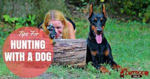 8 Important Tips For Hunting With A Dog First