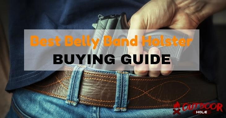 Best Belly Band Holster Reviews | Our Buyer's Guide