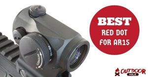Best Red Dot for AR15   Our Buyer's Guide