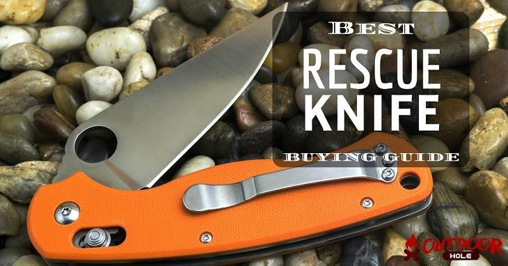 Best Rescue Knife | Our Buyer's Guide