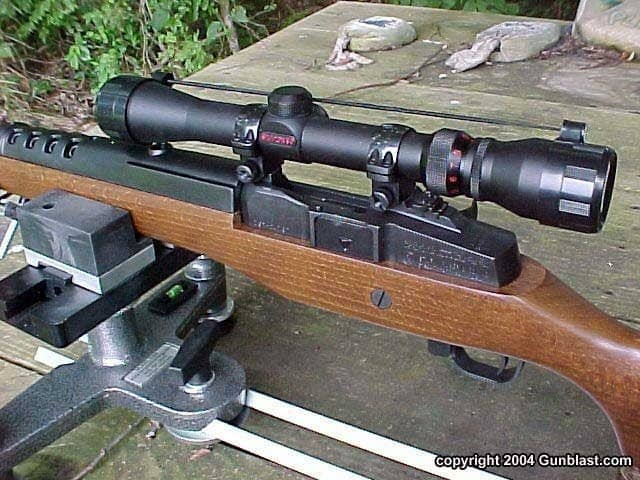 best scope for mini 14