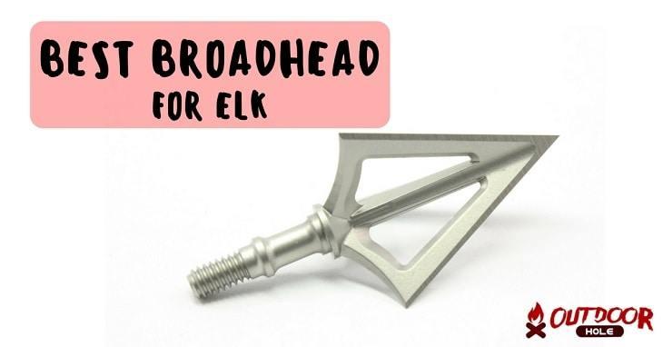 best broadhead for elk