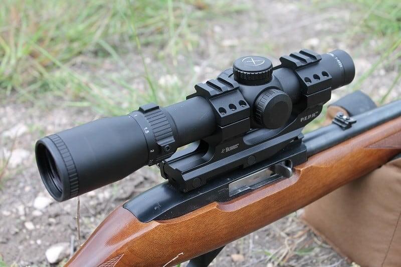 best rimfire scope