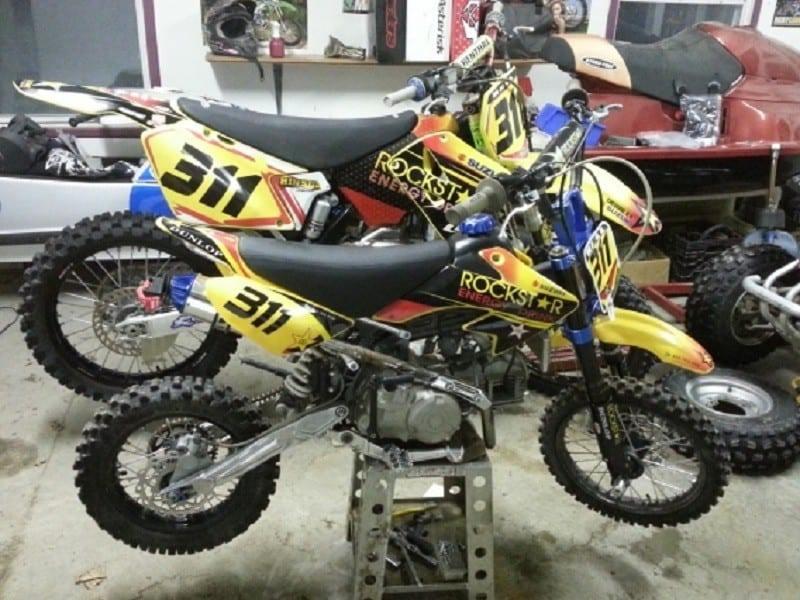 best pit bike