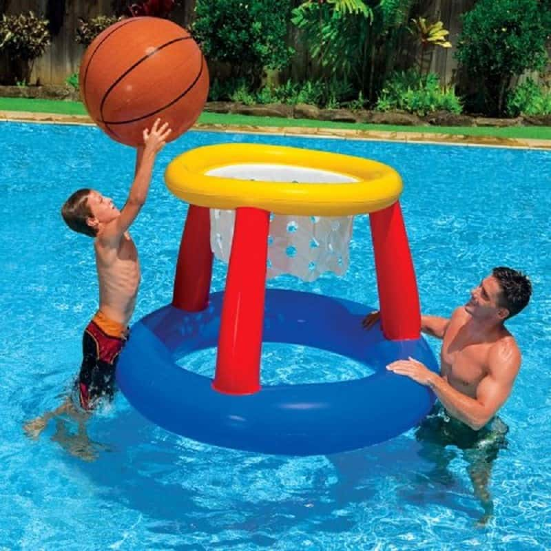 best pool basketball hoop