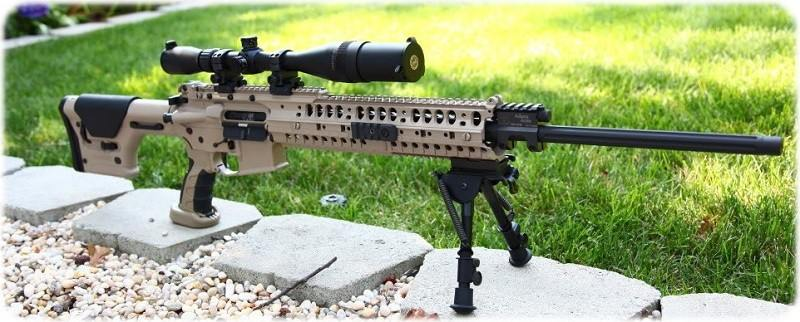 best scopes for AR10
